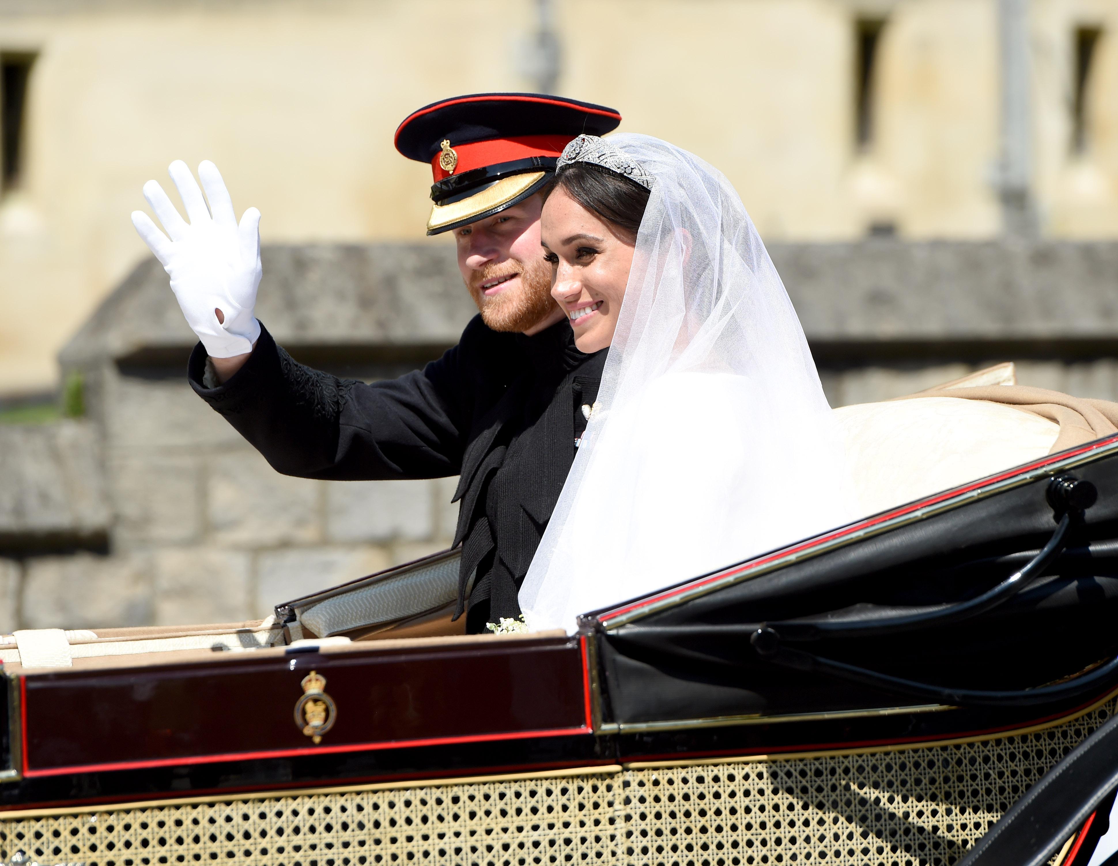 Ce Machiaj și Coafură A Purtat Meghan Markle La Nunta Regală