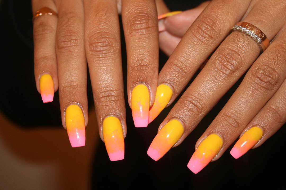 25 De Modele De Unghii Cu Gel Perfecte Pentru Vară Glamourro