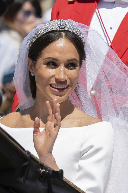 Cum A Gândit Daniel Martin Machiajul De Nuntă Pentru Meghan Markle