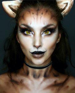 Machiaj de Halloween: 25 modele care te vor inspira