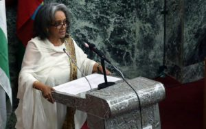 Etiopia a ales prima femeie președinte