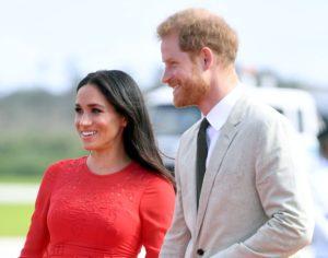 Coafura purtată de Meghan Markle în Fiji a conținut un mesaj adorabil pentru Prințul Harry
