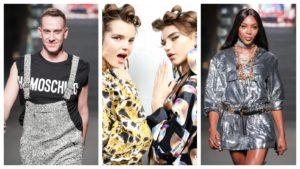 Prezentarea de modă MOSCHINO [tv] H&M: celebrități, supermodele și surprize