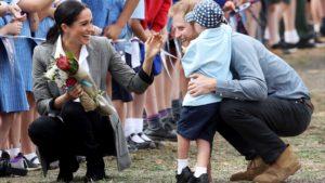 Unde își doresc Meghan Markle și Prințul Harry să își crească copilul