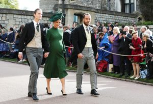 Pippa Middleton, sora lui Kate Middleton, a născut
