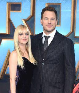 """Chris Pratt îi ia apărarea fostei soții Anna Faris, după ce aceasta a fost criticată pentru că este """"prea slabă"""""""