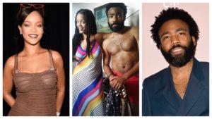 Rihanna și Donald Glover formează un cuplu în noul film Guava Island