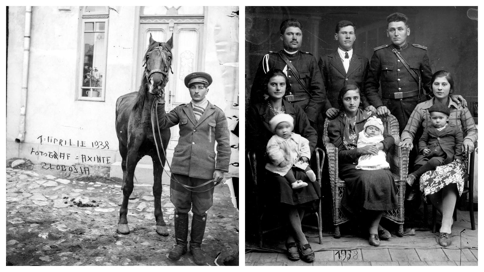 Fotografiile lui Costică Acsinte ajung în București de Ziua Națională a României