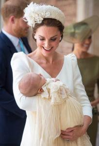 Asemănarea incredibilă dintre Kate Middleton și Prințul Louis într-o fotografie