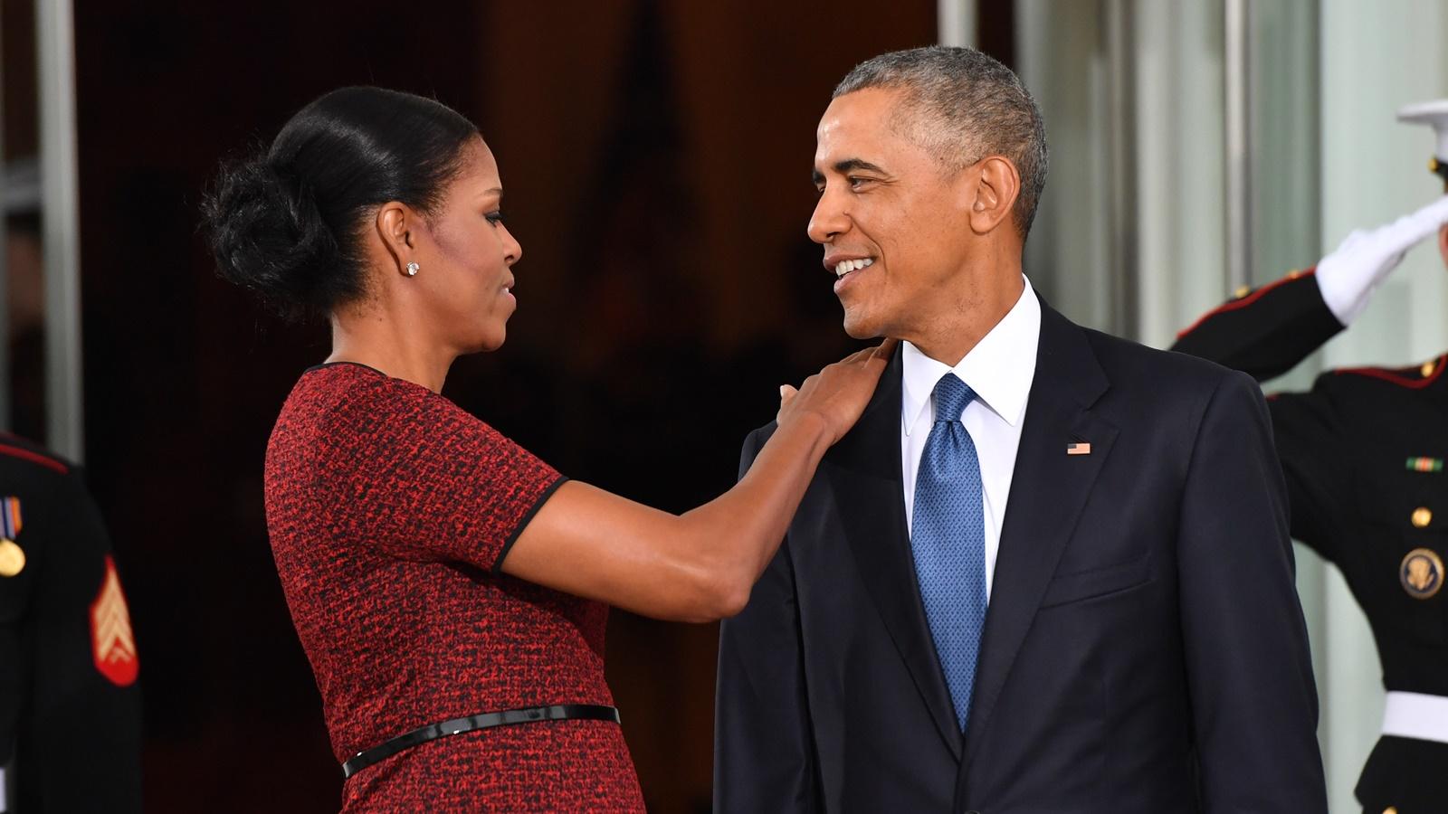 Cum a sărbătorit Barack Obama lansarea noii cărți a soției sale, Michelle Obama